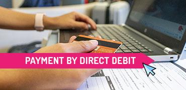 After school care direct debit payment form